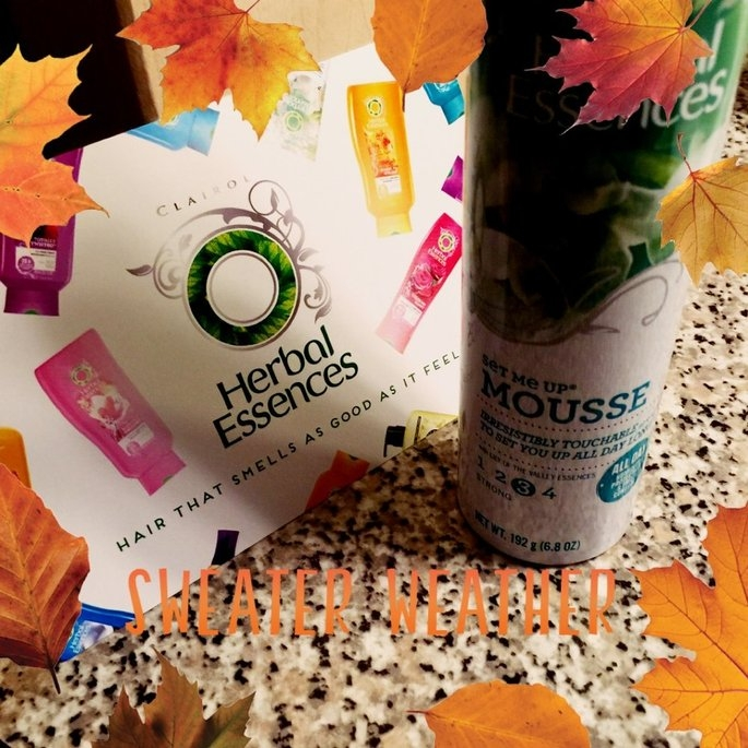 Herbal Essences Set Me Up Mousse uploaded by Ashleigh D.