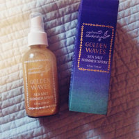Captain Blankenship Golden Waves Sea Salt Shimmer Spray uploaded by Casi C.