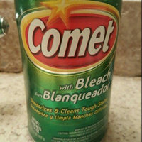 Comet with Bleach uploaded by Jasmine B.