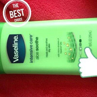 Vaseline® Intensive Care™ Aloe Soothe Lotion uploaded by Nicole B.