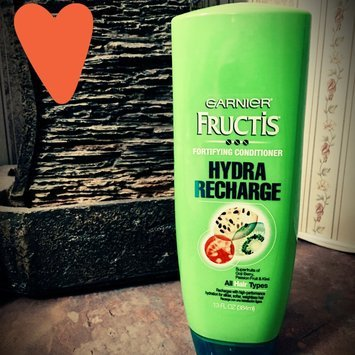 GARNIER FRUCTIS CONDITIONER Garnier Fructis Hydra Recharge Fortifying Conditioner uploaded by Courtney H.