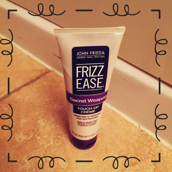 John Frieda Frizz-Ease Secret Weapon Flawless Finishing Creme uploaded by Elani K.