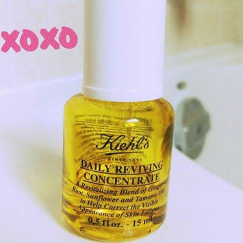 Photo of Kiehl's Daily Reviving Concentrate uploaded by Rosanna C.
