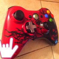 Microsoft Corp. Microsoft XiRFC Custom Xbox 360 Controller Red Fire uploaded by Daniela S.