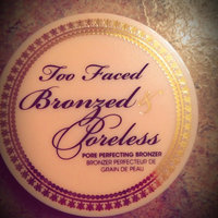Too Faced Bronzed & Poreless Poreless Pore Perfecting Bronzer 0.35 oz uploaded by Crystal B.
