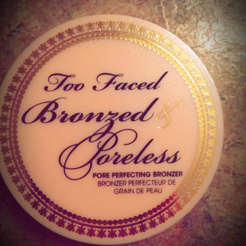 Too Faced Bronzed & Poreless Poreless Pore Perfecting Bronzer 0.35 oz uploaded by Crystal B.