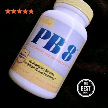 Photo of PB 8™ Dietary Supplement Capsules 60 ct Bottle uploaded by Amanda M.