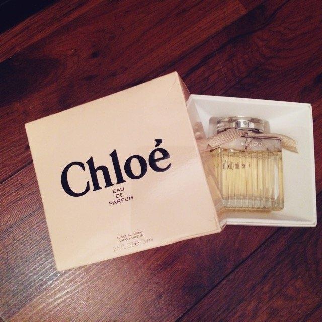 Chloe Eau de Parfum Spray uploaded by Fabian P.