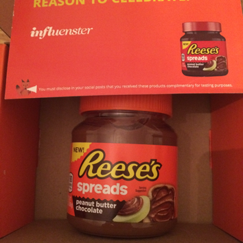 Photo of Reese's Spreads Peanut Butter Chocolate uploaded by Monica L.