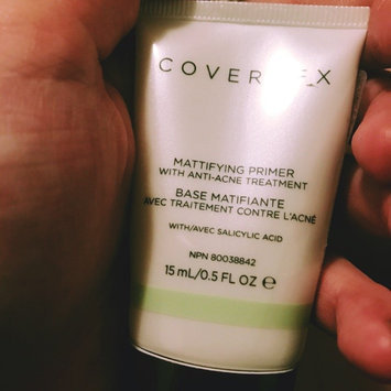 Cover FX Mattifying Primer With Anti-Acne Treatment uploaded by Madison G.