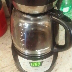 Photo of Black & Decker CM1010B 12-Cup Programmable Coffeemaker with Glass Carafe uploaded by Carla G.
