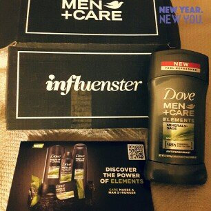 Dove Men+Care Elements Minerals and Sage Deodorant uploaded by Crystal O.