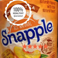 Snapple All Natural Peach Tea uploaded by Daysha C.