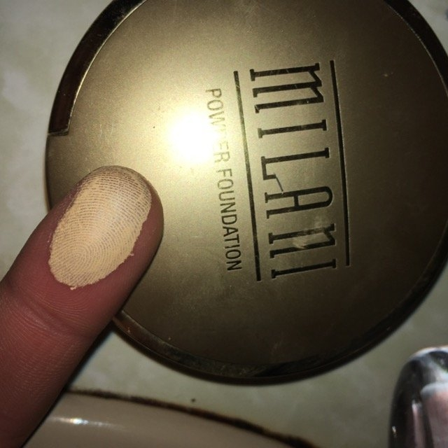 Milani Even-Touch Powder Foundation uploaded by Erin M.