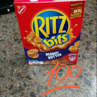 Nabisco® Ritz Bits Peanut Butter Cracker Sandwiches uploaded by Darci M.