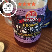 Bragg Organic Apple Cider Vinegar Concord Grape-Acai All Natural Drink uploaded by Colleen D.
