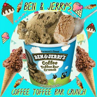 Ben & Jerry's® Coffee Heath Bar Crunch Ice Cream uploaded by Cia P.