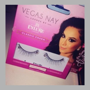 Photo of Eylure Vegas Nay Classic Charm Lashes uploaded by Rawan S.