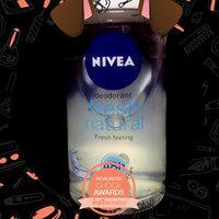 Nivea Invisible Black & White Deodorant Roll-On uploaded by Ishita D.