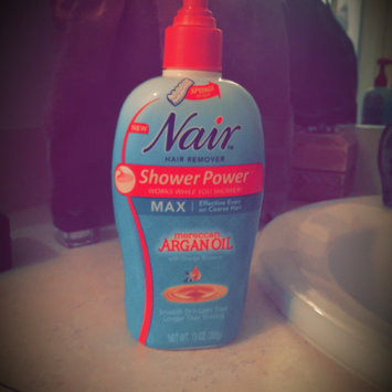 Photo of Nair Shower Power Max with Moroccan Argan Oil uploaded by Michelle  B.