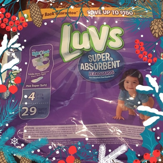 Luvs Diapers uploaded by Yuliana S.