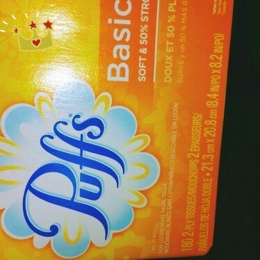 Puffs® Ultra Soft & Strong Facial Tissues uploaded by Chandra P.