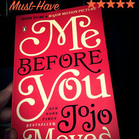 Me Before You by Jojo Moyes uploaded by Christina L.