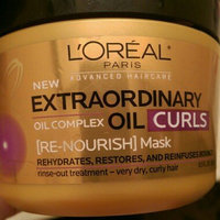 L'Oréal Advanced Haircare Extraordinary Oil Curls Collection uploaded by Maria A.