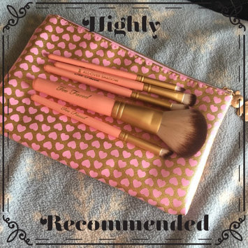 Too Faced Pro-Essential Teddy Bear Hair Brush Set uploaded by Wendy C.