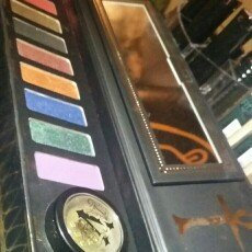 Photo of Kat Von D Serpentina Eyeshadow Palette uploaded by Brooklynn T.