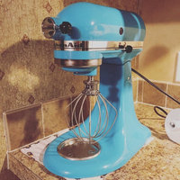 KitchenAid Classic 4.5 Qt Stand Mixer- White K45SS uploaded by Caitlin H.
