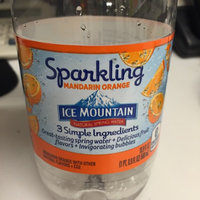 ICE MOUNTAIN Brand Sparkling Natural Spring Water, Mandarin Orange uploaded by Matt N.