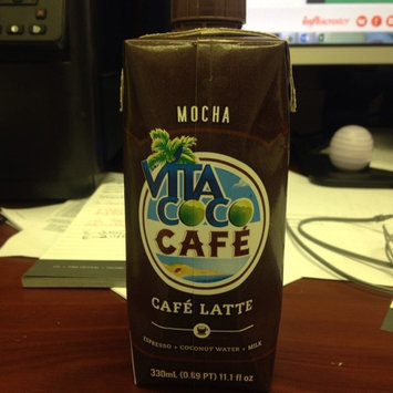Vita Coco Coco Café Mocha Coconut Water 11.1 oz uploaded by Kirsten V.