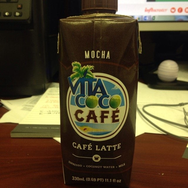Vita Coco Coco Café Mocha Coconut Water 11.1 oz uploaded by Kirsten V.