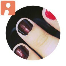 Photo of OPI Nail Polish, Midnight In Moscow, 0.5 fl. oz. uploaded by Nicole F.