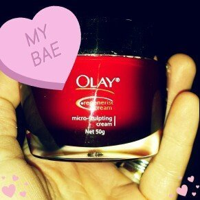 Olay Regenerist Micro-Sculpting Cream uploaded by Ashlee B.
