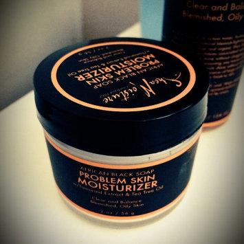 SheaMoisture African Black Soap Problem Skin Moisturizer uploaded by Fernanda L.