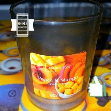 Mainstays Jar Candle, Peach Mango, 6 oz uploaded by Melissa Z.