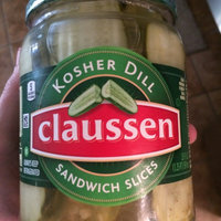 Claussen Kosher Dill Sandwich Slices uploaded by kelly m.