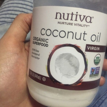 Nutiva Coconut Oil uploaded by Christopher M.