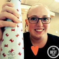 S'Well® Satin Insulated Stainless Steel Water Bottle uploaded by Kristen D.
