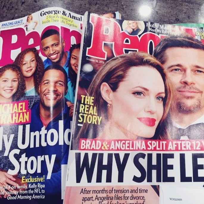 People Magazine uploaded by Katie L.