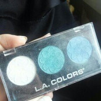 L.A. Colors 3 Color Eyeshadow Palette uploaded by Annie K.