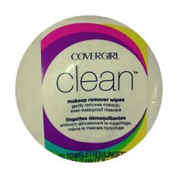 COVERGIRL Clean Makeup Remover Wipes uploaded by k h.