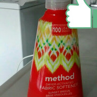 method dryer activated fabric softener sunset breeze uploaded by Adeline P.