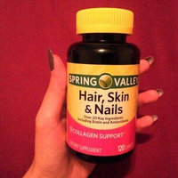 Spring Valley  Hair, Skin & Nails Collagen Support uploaded by Rin F.