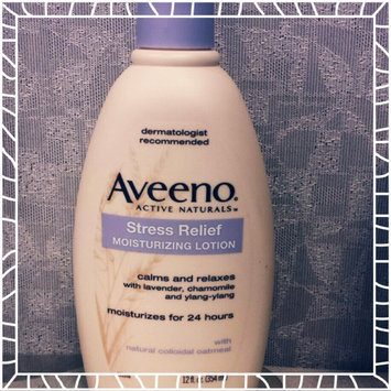 Photo of Aveeno® Stress Relief Moisturizing Lotion uploaded by Corinne M.
