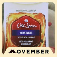 Old Spice Fresher Collection Invisible Solid Antiperspirant/Deodorant, Scent: Amber, 2.6 oz uploaded by angel s.