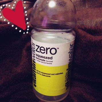 Photo of vitaminwater Zero Squeezed Lemonade uploaded by Alyssa T.