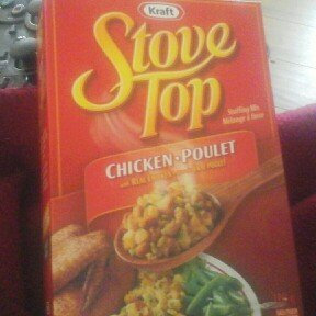 Kraft Stove Top Stuffing Mix for Chicken uploaded by Tracy M.